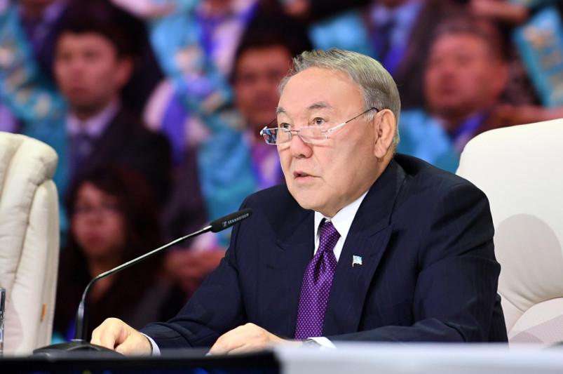 Нужно продолжить строить общество Всеобщего труда - Нурсултан Назарбаев