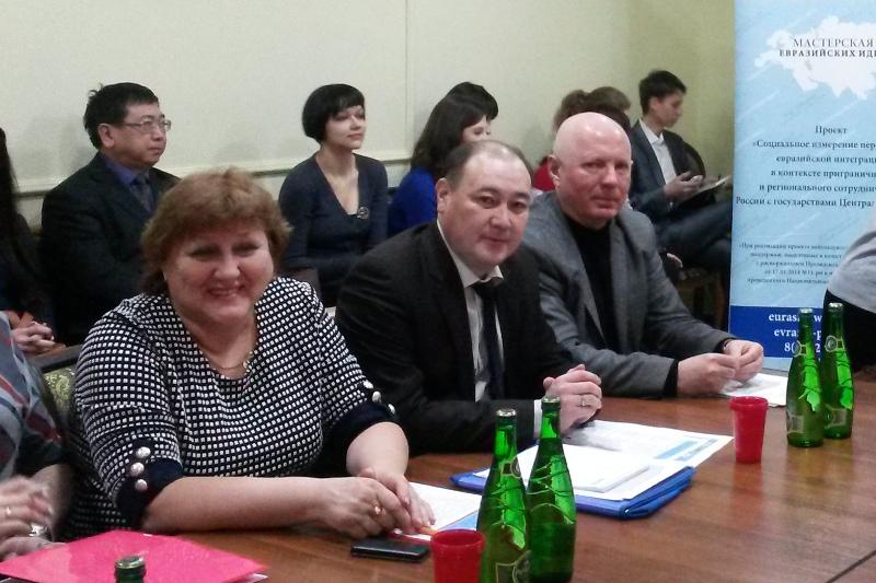 Этносаяси сала мәселелерін арнайы кафедра зерттеп келеді - Тұрар Шайхиев