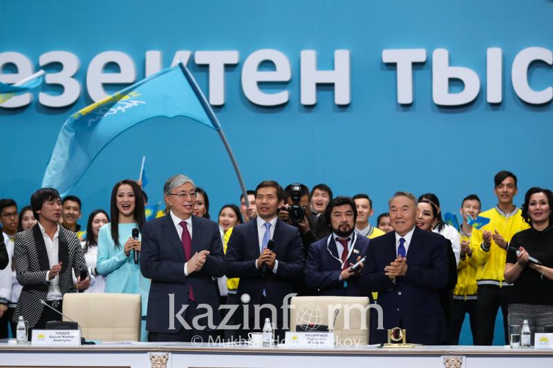 Доверие Елбасы, поддержка партии и вера народа придают мне особую силу - Касым-Жомарт Токаев