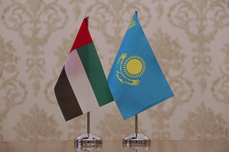 UAE, Kazakhstan discuss bolstering ties