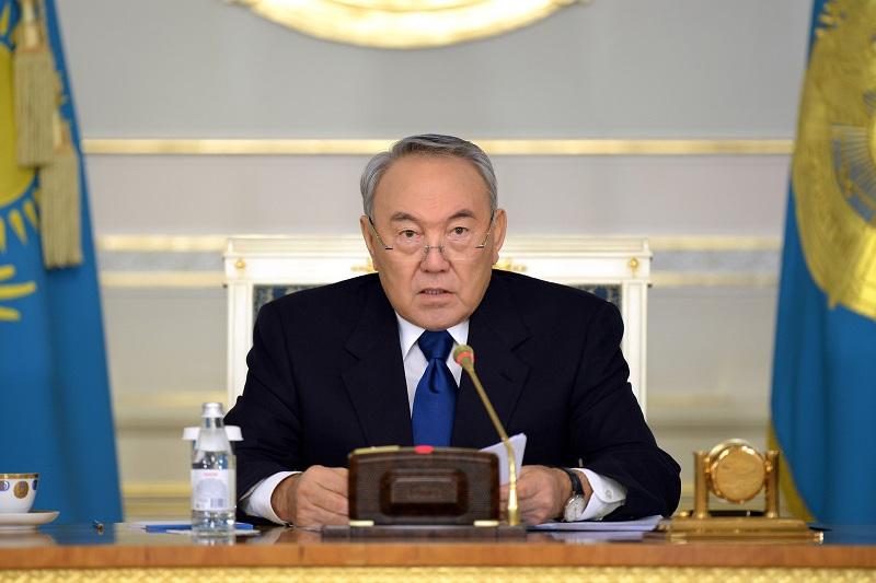 Нұрсұлтан Назарбаев: Осынша уақыт басшылықта ұстағандарыңыз үшін алғыс айтамын