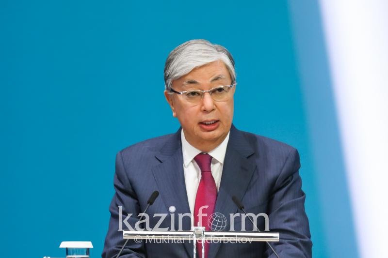 Приложу все усилия, чтобы оправдать доверие - Касым-Жомарт Токаев