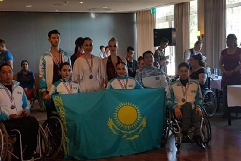 Столичные спортсмены завоевали лицензию на Чемпионат мира по танцам на колясках