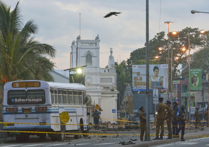 Sri Lanka declares emergency after terror attacks, death toll reaches 310