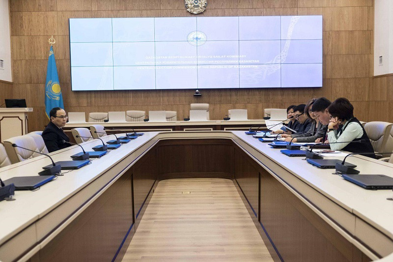Tokayev submitted documents to register as presidential candidate
