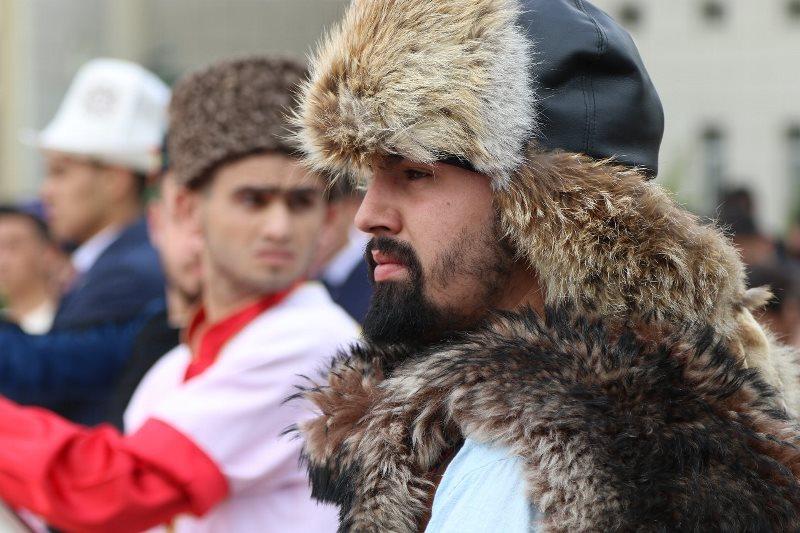 突厥议会青年领袖论坛在突厥斯坦市拉开帷幕