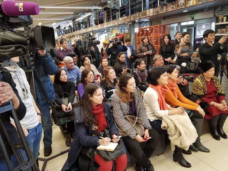В Алматы вручили литературный «Оскар»