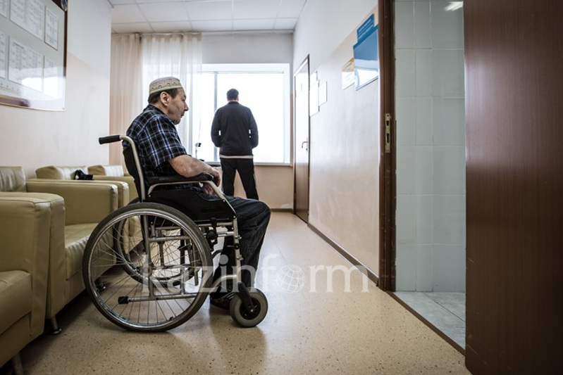 12,7 тысяч пенсионеров проживают в казахстанских домах престарелых