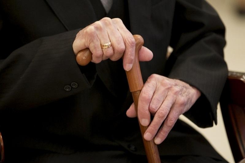 Полицейские Капшагая задержали подозреваемого в убийстве пенсионера