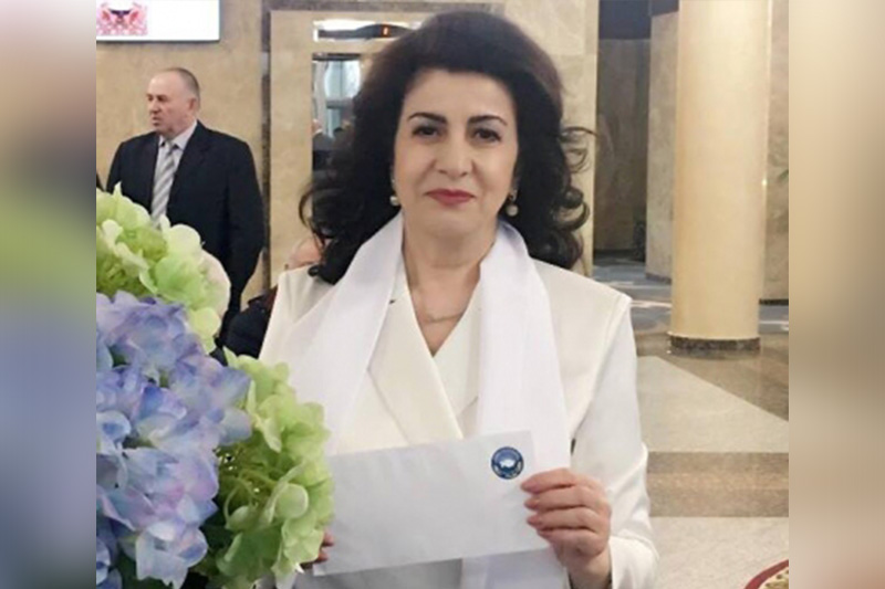 Деспина Касапиди: Елбасы - основатель и вдохновитель АНК