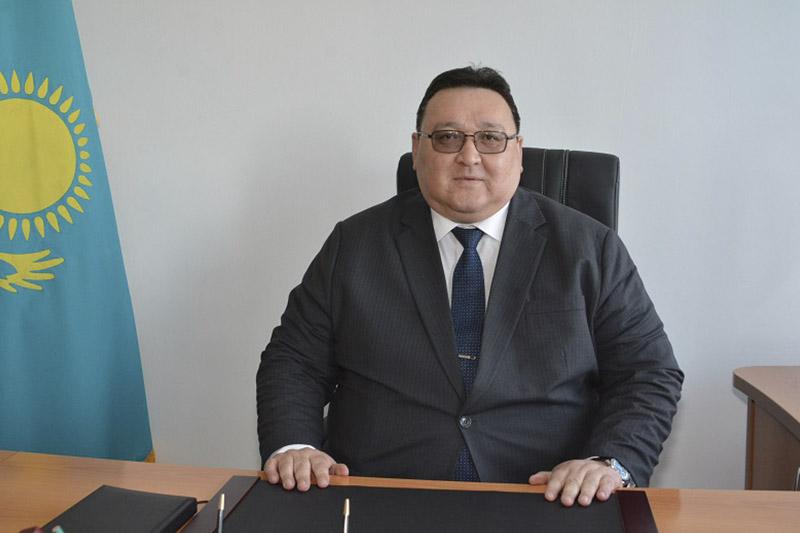 Назначен новый аким Коргалжынского района Акмолинской области