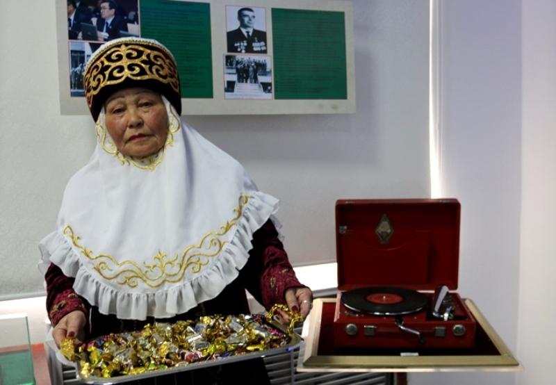 Павлодарда ХХ ғасырдағы көне экспонаттар көрмесі ашылды
