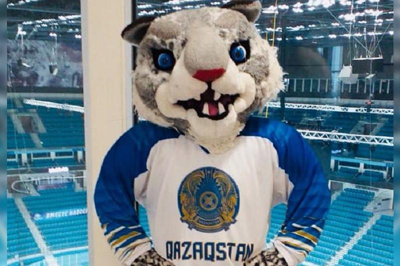 Представлен талисман сборной Казахстана на ЧМ-2019