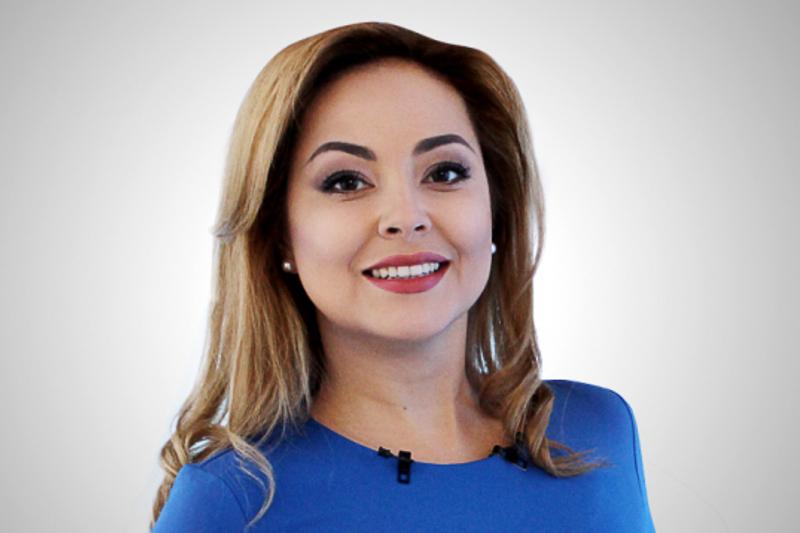 Майя Бекбаева «Kazakh TV» арнасының басшысы болып тағайындалды