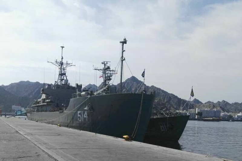 Iranian Navy dispatches 'peace and friendship' flotilla to Kazakhstan