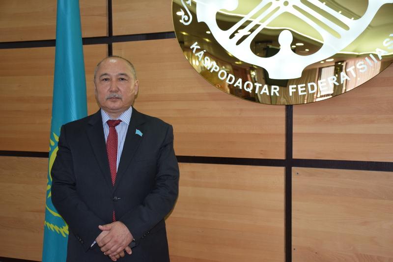 Федерация профсоюзов выдвинула кандидата в Президенты РК