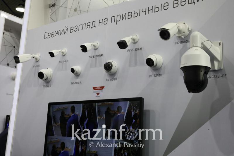Алматыда қауіпсіздік жүйесі жаңа технологиясының көрмесі өтті