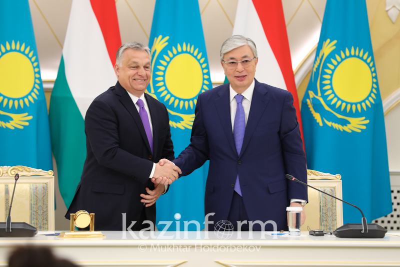 Kazakhstan, Hungary outlined priority areas of coop