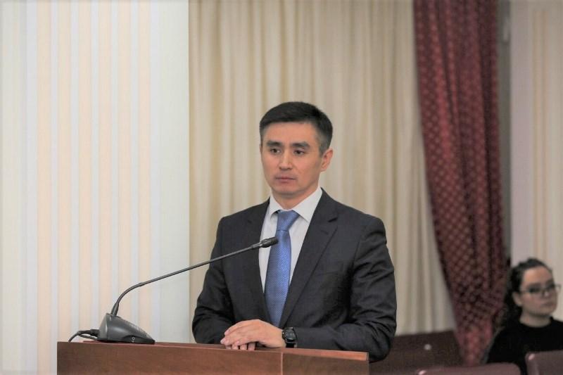 Назначен новый аким района Байконыр столицы