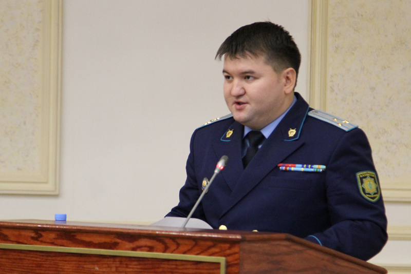 Head of law-enforcement department of Kazakh Security Council named