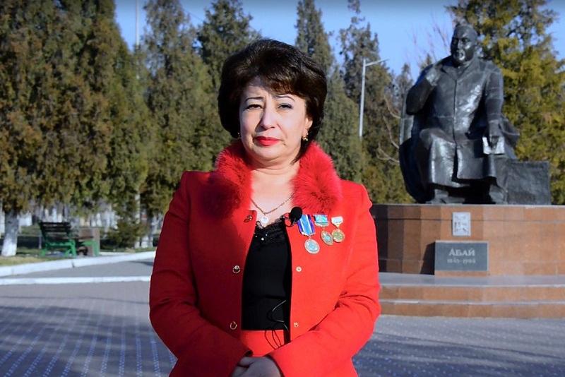 Арзу Гурбанова: Басты байлығымыз -  берекелі бірлік пен тұтастық