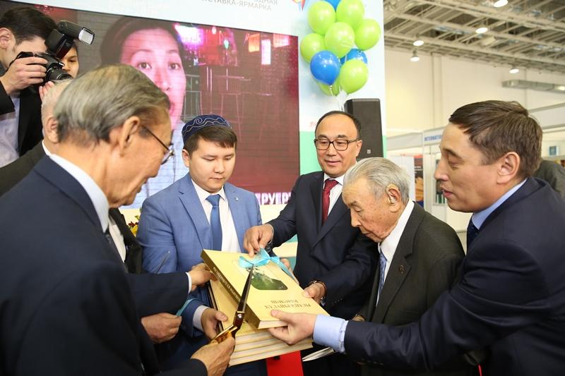 «Eurasian Book Fair-2019»: Кітапсүйер қауымның мерекесі басталды