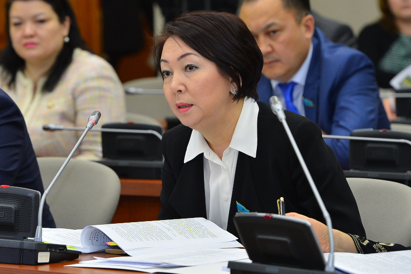 Ak Zhol Party names 1st female candidate to run for president in Kazakhstan