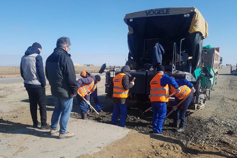 Нұр-Сұлтан-Павлодар тас жолы биыл толығымен пайдалануға беріледі