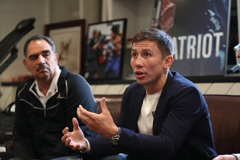 GGG, Abel Sanchez split