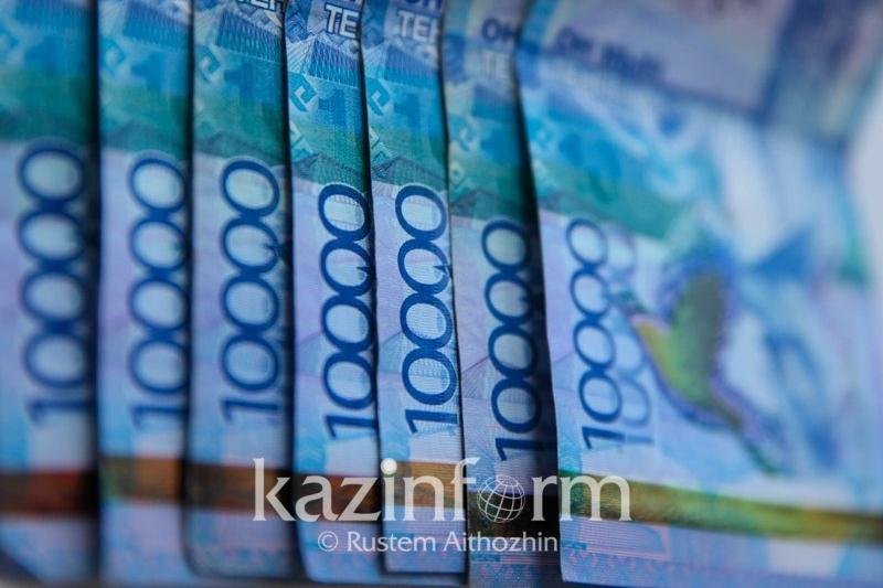 2,19 трлн тенге находилось в наличном обращении в Казахстане в марте