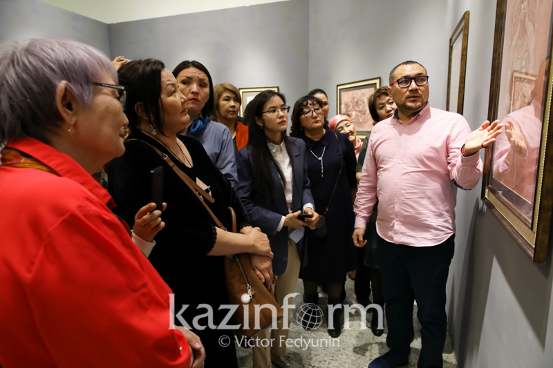 Legends of the Turkic World expo unveils at Kazakh National Museum