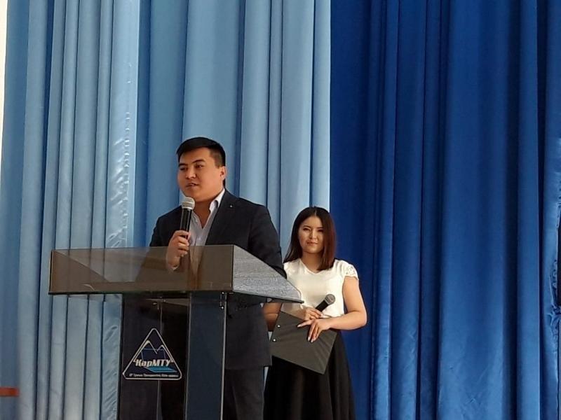 Решение партии «Nur Otan» поддержала молодежь Карагандинской области