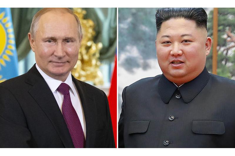 Putin, Kim start talks in Russia's Vladivostok