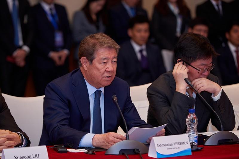 Фонд «Самрук-Қазына» подписал ряд соглашений с международными компаниями