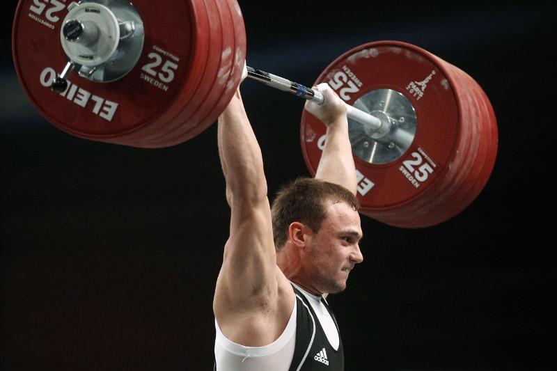 Илья Ильин стал пятым на чемпионате Азии по тяжелой атлетике