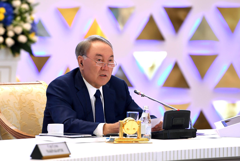 Nursultan Nazarbayev to attend Supreme Eurasian Economic Council sitting
