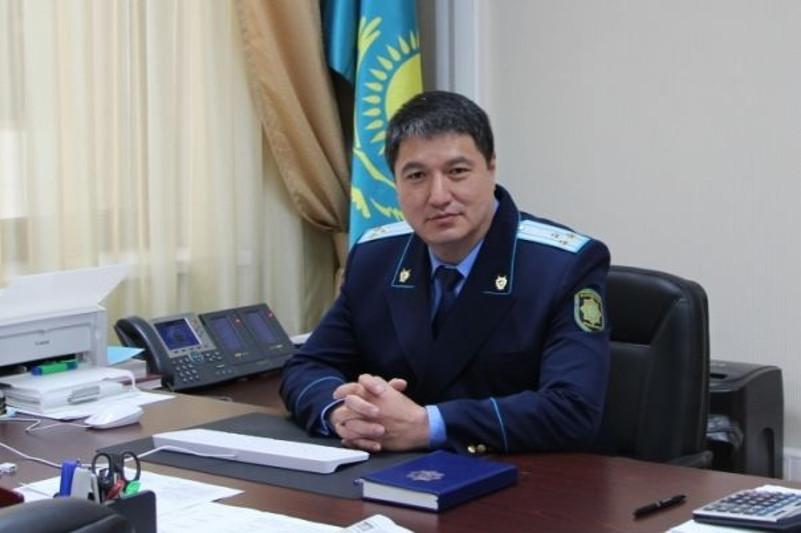 Нұр-Сұлтан қаласының прокуроры тағайындалды