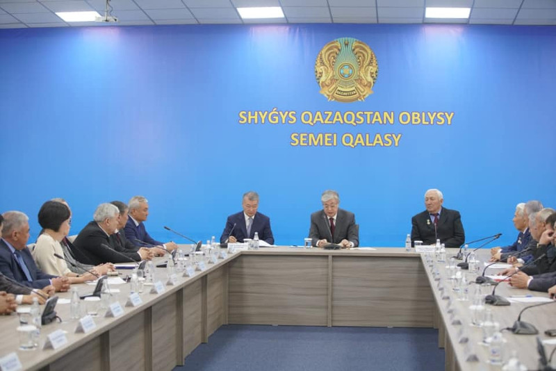 President instructs to draw up Semey development program