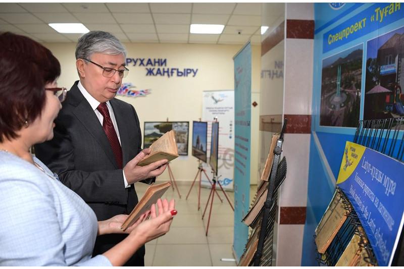 Касым-Жомарт Токаев: Сохранение первозданного облика построек в Семее - важная задача