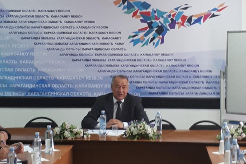 НПО Карагандинской области поддержали решение партии «Nur Otan», принятое на съезде