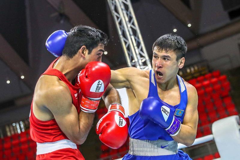 Чемпионат Азии по боксу: казахстанцы завоевали два «золота», два «серебра» и семь «бронз»