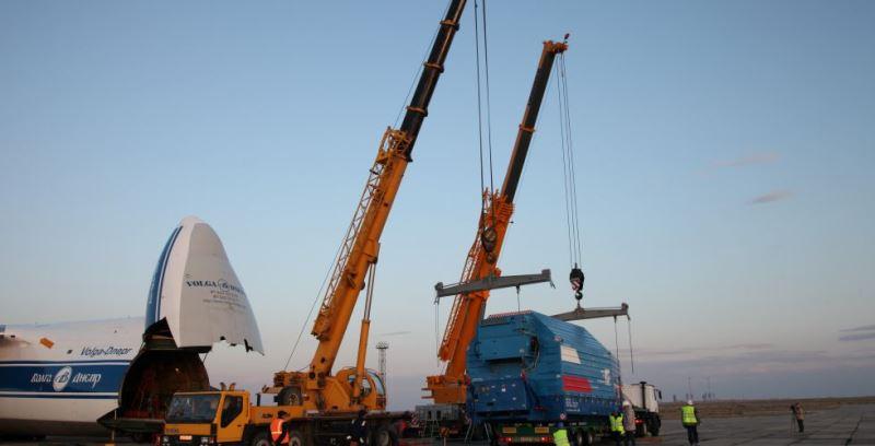 Астрофизическая обсерватория «Спектр - РГ» доставлена на Байконур