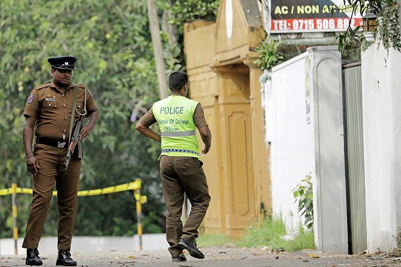 外媒:斯里兰卡再发三起爆炸 嫌疑人引爆自己