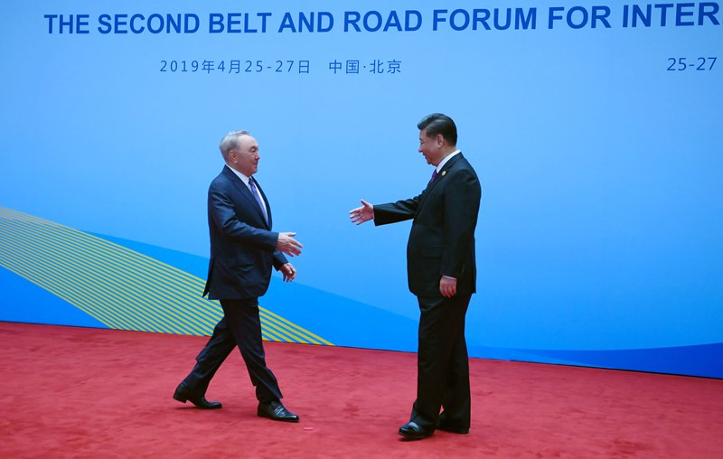 Nazarbayev: New 3D reality required to solve pressing challenges in geopolitics and geo-economy