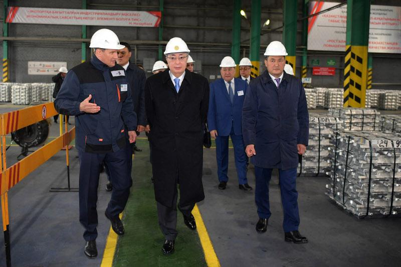 Одной из главных проблем Павлодарской области остается экология  - Президент РК
