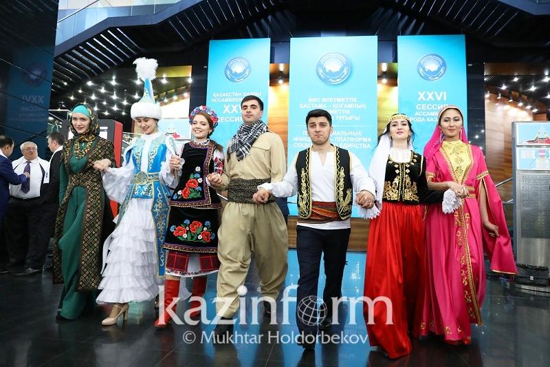 哈萨克斯坦民族和睦大会第27届代表大会将于今日召开