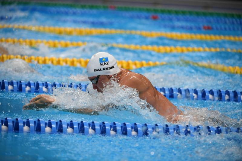 Дмитрий Баландин завоевал лицензию на участие в Олимпиаде-2020