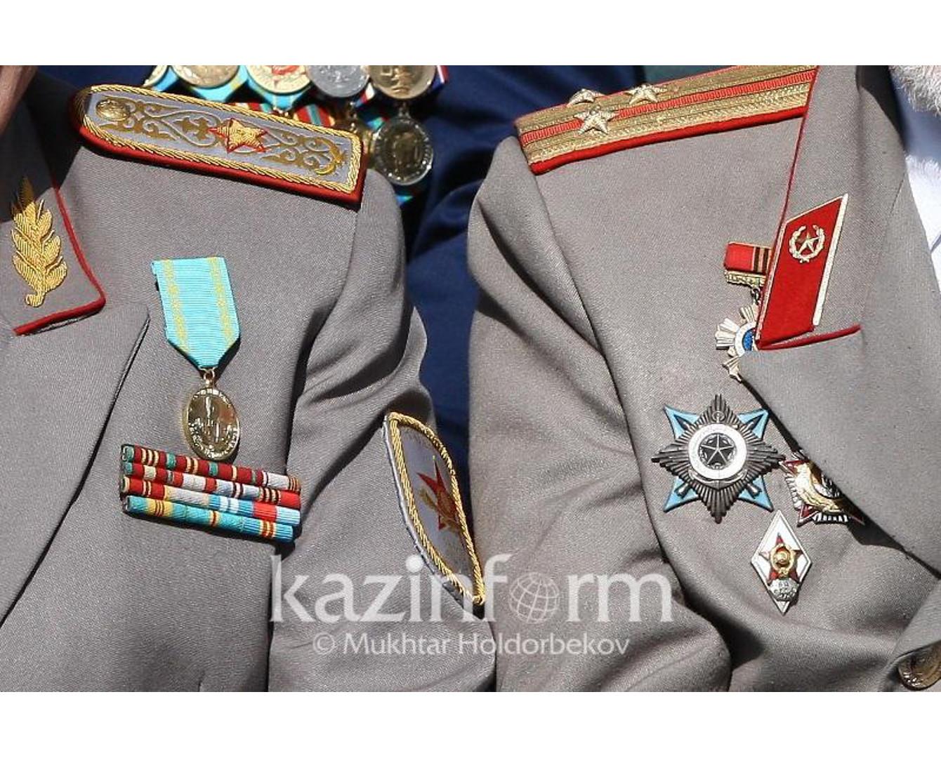 Ко Дню Победы столичные ветераны получат по 519 тысяч тенге