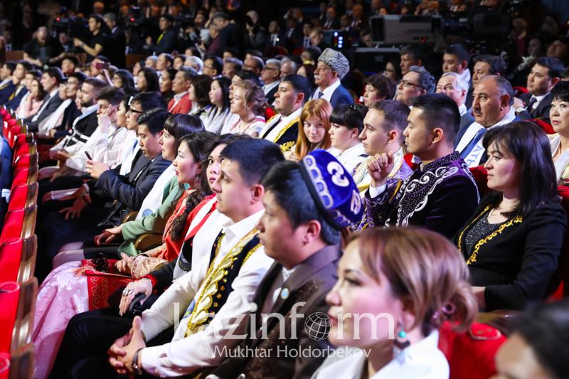 Нұрсұлтан Назарбаев: Ассамблея - еліміздегі мызғымас бірліктің ұйытқысы