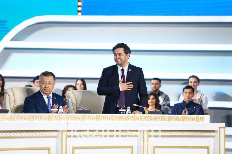 总统任命新一届民族和睦大会轮值副主席